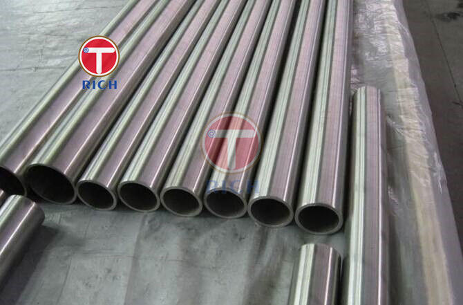 UNS N04400 ASTM B165 Nickel Copper Alloy Steel Pipe