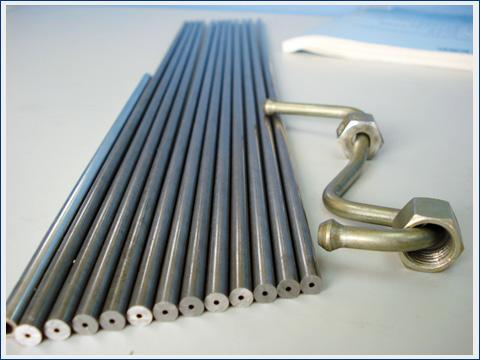 Hydraulic Systems steel tubes